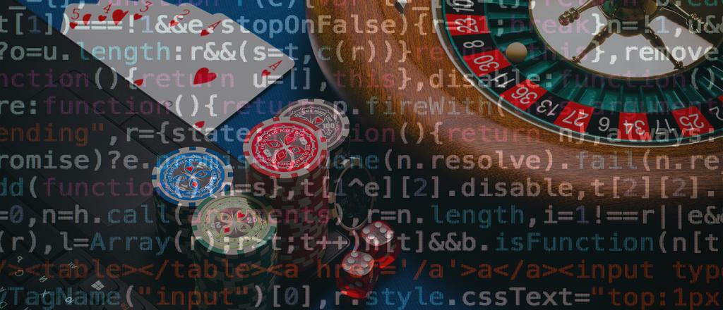 Poker and Code