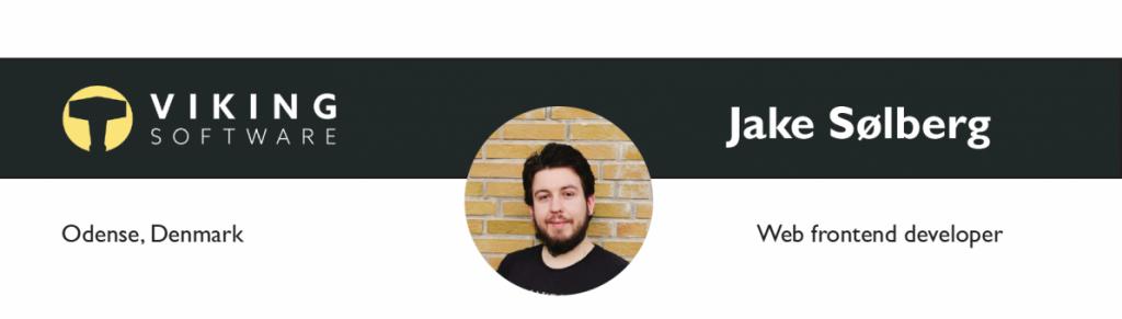 New developer Jake